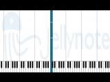 ноты Sheet Music - Third Prayer - Deathspell Omega