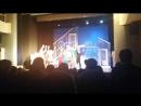 Подарок Казгидрометовских мальчишек, в честь в 8 марта, поход на премьеру спектакля Примадонна 🎭✌