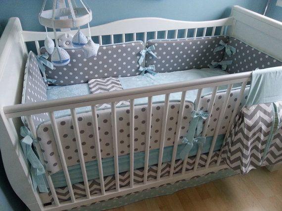 Борта в кроватку для новорожденных своими руками фото