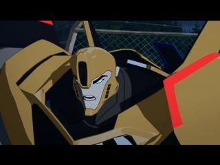 Трансформеры. Роботы в маскировке.S01E06 Как евангельские заповеди