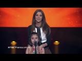 Пел Бо Хамдан  9 летняя девочка из Сирии, со слезами, спела песню