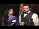 Drashti and Sidhant aka Rani Gayatri and Ranaji of Ek Tha Raja Ek Thi Rani in a fun mode. MUST WATCH