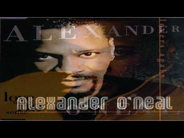 Alexander ONeal - If You Were Here Tonight (1986)