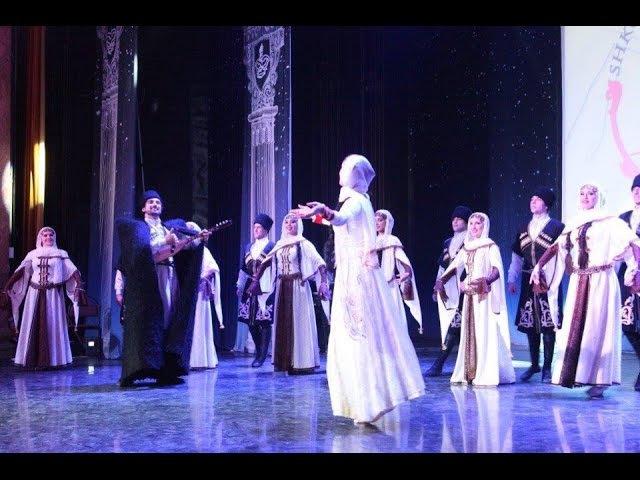 Ансамбль Адат- Кумыкский танец