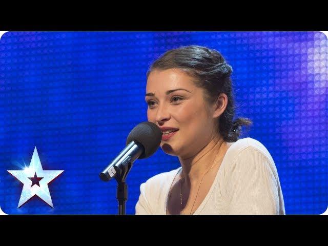 Alice Fredenham singing 'My Funny Valentine' - Week 1 Auditions | Britain's Got Talent 2013