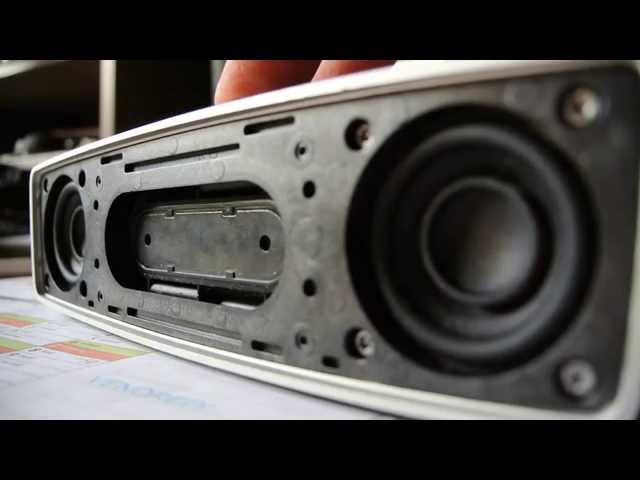 BOSE SoundLink Mini - Speakers in function (part 3)