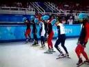 шёрт трек мужчины 1500м Виктор Ан олимпиада Сочи 2014