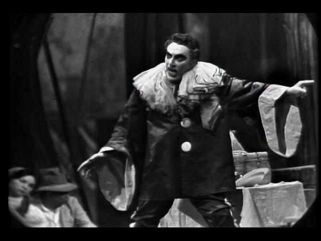 Mario del Monaco Gabriella Tucci - No! Pagliaccio non son! (Il Pagliacci) - Tokyo 1961