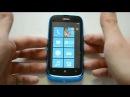 Обзор Nokia Lumia 610 review
