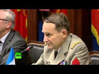 Начальник штаба ВС Франции: Настало время объединить усилия РФ и Франции в борьбе с террористами