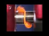 Сварку металлов можно сделать и без химии и даже без электричества. Linear friction welding