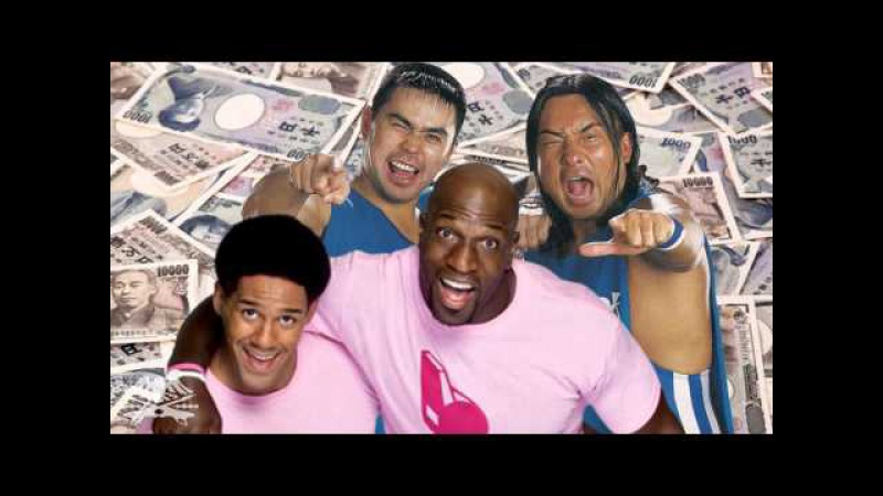 MASHUP DAY 2015 Prime Time Players Kaientai Mashup 'Millions Of Yen'