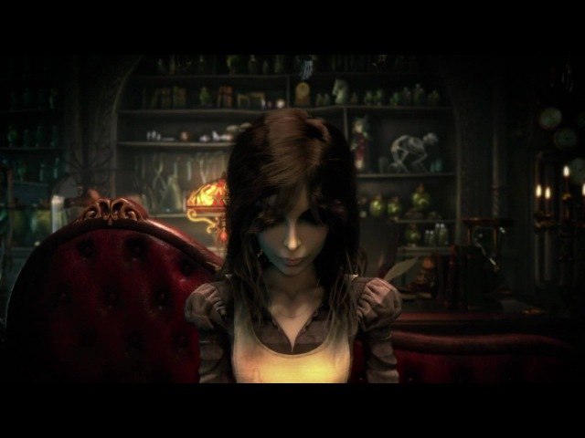 Alice Madness Returns Announcement CG Teaser Part 1 of 3