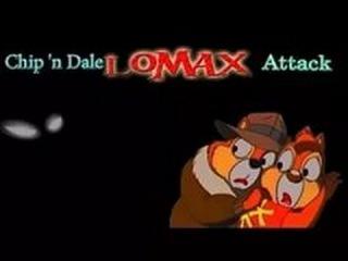 LOMAX Атакует Чип и Дейл ломают хакера 1 часть прохождения