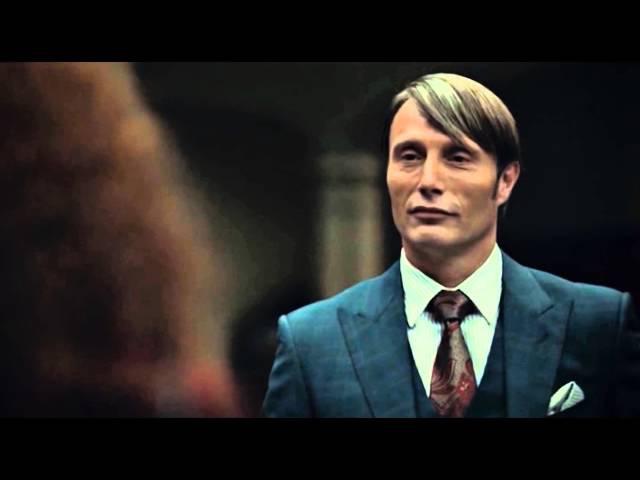 •Sharply Dressed Man •Hannibal•