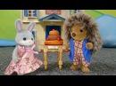 Развивающий мультик про ежиков: Торт на День рождения, мультфильм для малышей