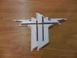 Wolfenstein Как сделать логотип игры