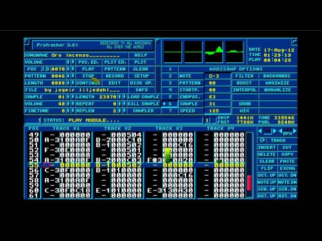 Amiga Music: Jogeir Liljedahl Compilation 1