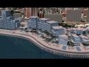 Extension en mer de Monaco Techniques de construction