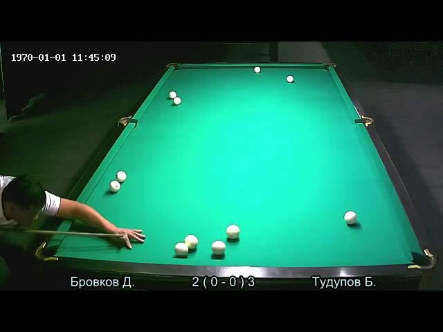 Полуфинал чемпионата среди любителей 19 20 сентября 2015 Бровков Д Тудупов Б