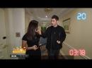 55 за 5: Дан Балан растаял перед чарами украинской журналистки