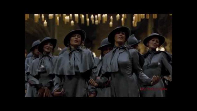 Женская Армия Хогвартса
