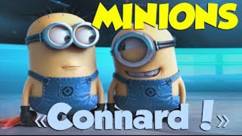 Minions - Connard
