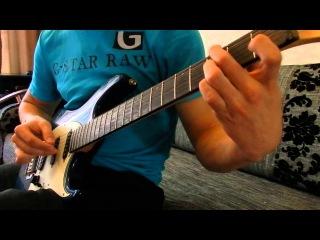 Малолетние шалавы (guitar cover)