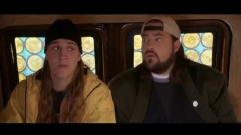 Джей и молчаливый Боб наносят ответный удар Отрывок про пердеж