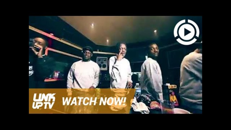AR15 - Section Boyz - Trapping Ain't Dead (Music Video) | Link Up TV