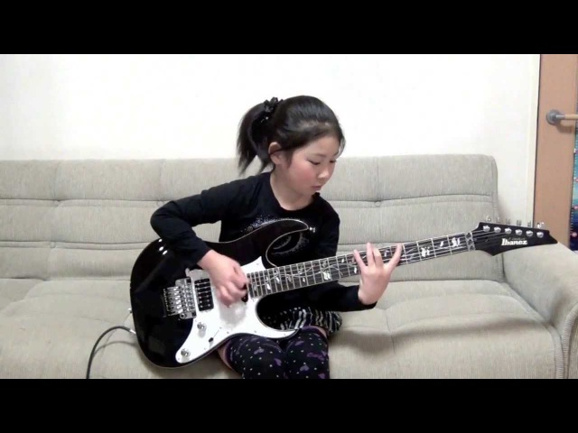 RACER X Scarified Cover / Li-sa-X (Japanese 8 year old girl)