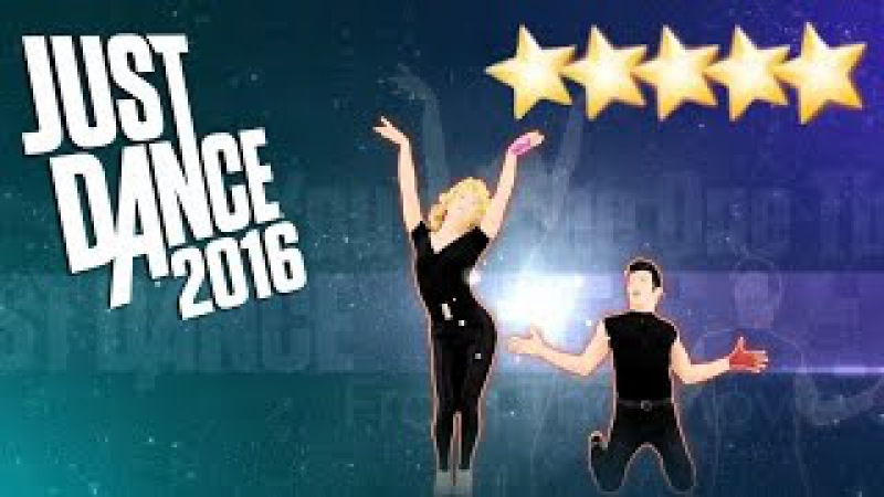 Youre The One That I Want - Just Dance 2016 - Full Gameplay 5 Stars KINECT