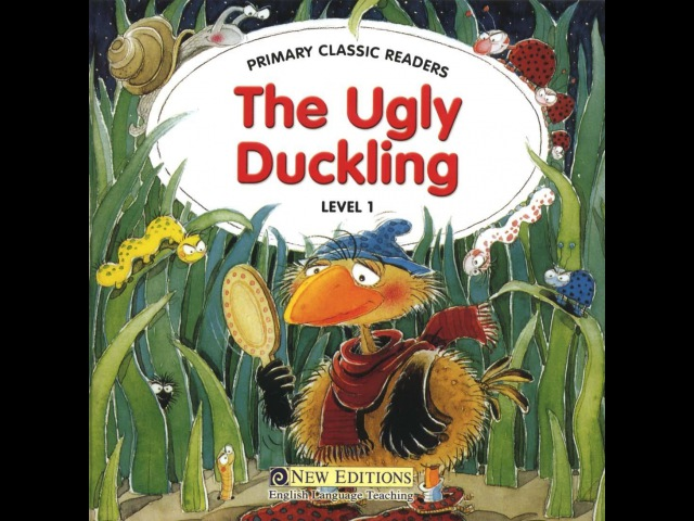 The Ugly Duckling fairy tale Гадкий утенок сказка на английском