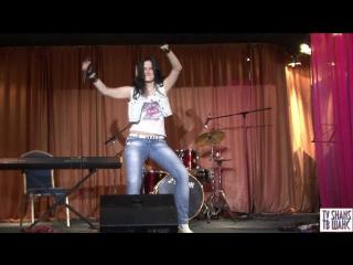 Певица Анастасия Лебедева - ТВШАНС