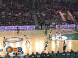 2010 Final Four. 1st Semifinal: UNICS vs. Zalgiris Part 1