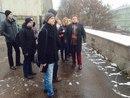 Студенты слушают захватывающий рассказ Ю.С.Белянкина о Доме Пашкова