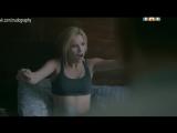 Лукерья Ильяшенко в леггинсах в сериале