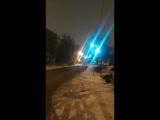 Иваново. Цветомузыка на переходе