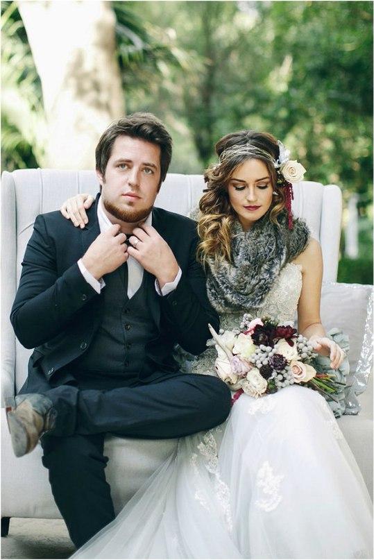 i1ZIjCTi g8 - Как не замерзнуть на собственной свадьбе ( 15 ФОТО )