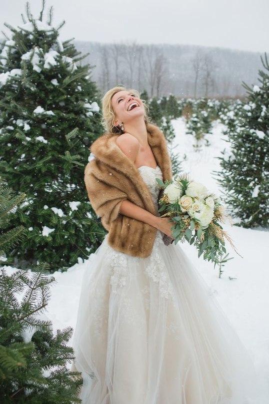 M2K4E0lQMCA - Как не замерзнуть на собственной свадьбе ( 15 ФОТО )