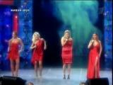 Ольга Орлова, Жанна Фриске, Анна Семенович, Юлия Ковальчук - Чао бамбино