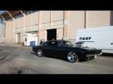 Dodge Charger 1968 1500 H.P. Burnout.720