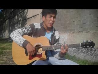 Гитарист казахстана. Бэлла, белла, рустам кенжибаев, город астана, гитара, амирхан массаев,