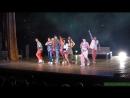 Выступление шоу-балета Аллы Духовой  Тодес  (Todes) - Танцуем любовь