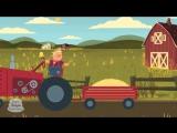 Old McDonald Had A Farm - Super Simple Songs