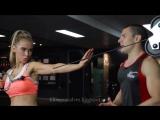 Sexy Bikini Body Workout Part 3 - Full Body Circuit Workout - Ellie Gonsalves