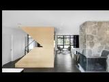 Дизайн интерьера загородного дома с мансардой