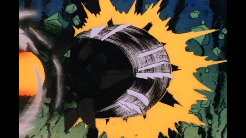 Коты Быстрого Реагирования 3 серия из 13 / SWAT Kats: The Radical Squadron Episode 3 (1993 - 1995)
