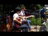 Gabe Morales and Quinn Sullivan - FloydFest 2014