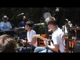 Gabe Morales and Quinn Sullivan at FloydFest-13, 2014 Part 1